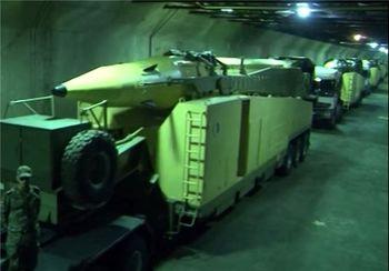 موشک ایرانی که در 7 دقیقه به اسرائیل میرسد +عکس