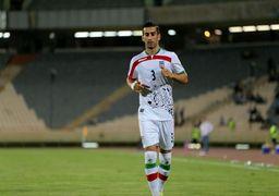 تفریح جالب و لاکچری فوتبالیست ملی پوش ایرانی در خارج از کشور +عکس