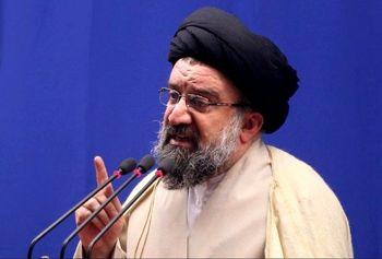 احمد خاتمی: حرفهای روحانی بوی دوقطبی کردن میدهد!