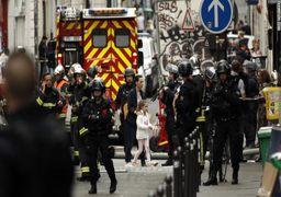 فوری: آخرین جزئیات ماجرای گروگانگیری امروز در پاریس + عکس