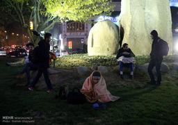 جدیدترین آمار مصدومان و پس لرزه های زلزله تهران
