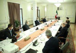 نشست سران قوا و روسای کمیتههای اصلی ستاد ملی مقابله با کرونا برگزار شد