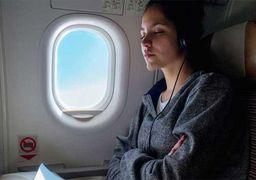 چرا خوابیدن مسافران هواپیما هنگام تغییر ارتفاع ممنوع است؟