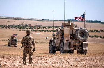 انفجار بمب در مسیر کاروان نظامی آمریکا در عراق