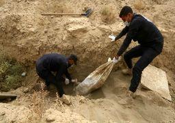 جنایت داعش تایید شد:  ۲۰۰ گور دسته جمعی در عراق واقعی است