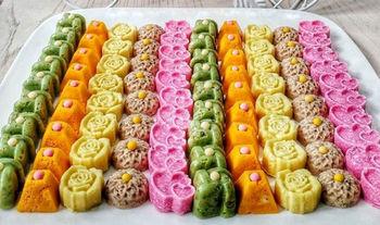 قیمت شیرینی عید 98 + جدول