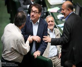 تصاویر جلسه علنی مجلس شورای اسلامی