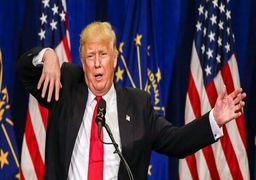 پیام عجیب ترامپ به مردم آمریکا؛ سیفون توالت را کمتر بکشید!