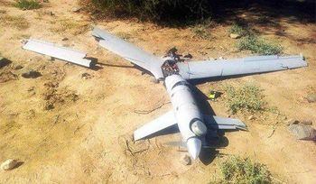 انصارالله یمن به پایگاه هوایی در جنوب عربستان حمله کرد