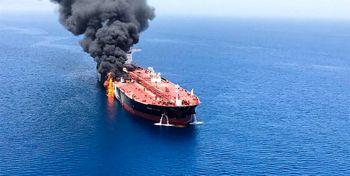 4 کشته در حادثه آتشسوزی نفتکش در شارجه
