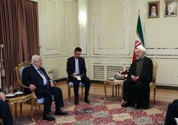 روحانی: سطح روابط ایران و سوریه در بلندمدت باید مستحکم بماند