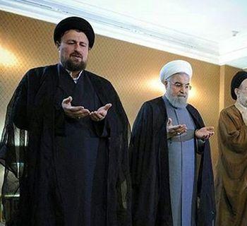 برگزاری جلسات «گفتوگوی ملی» با حضور خاتمی، روحانی، ناطق و خمینی