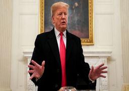 ترامپ: در مسئله ایران پیشرفت زیادی صورت گرفته است