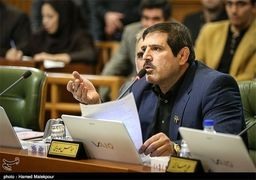 نامه باران شهرداری توسط عباس جدیدی!