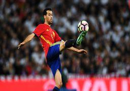 واکنش بازیکن بارسلونا به تیم ملی فوتبال ایران