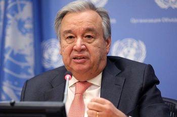 واکنش دبیرکل سازمان ملل به انفجار در دریای عمان