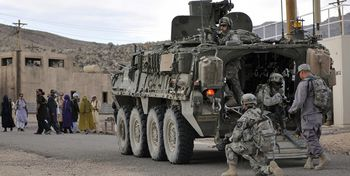 آمار تلفات حمله به نیروهای آمریکایی در افغانستان