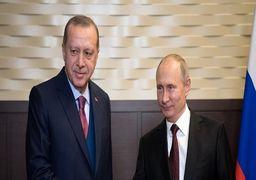 رؤسای جمهور روسیه و ترکیه در تهران دیدار کردند
