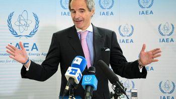 توضیح گروسی درباره گزارش جدید آژانس درباره ایران