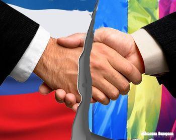 دلیل رابطه بد روسیه و اوکراین