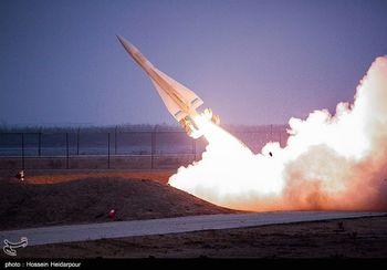 موشک قاره پیمای آمریکا به سمت اقیانوس آرام شلیک شد