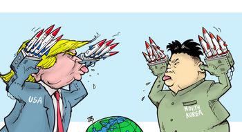 چرا بحران میان کره شمالی و آمریکا خبر خوبی برای ایران است؟