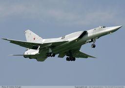 حمله بمب افکنهای «دورپرواز» روسیه به داعش + عکس