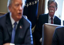 تکرار تهدیدهای پوشالی ترامپ علیه ایران توسط بولتون