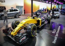 رونمایی از جدید ترین خودروی مسابقات فرمول یک +عکس