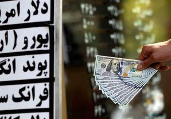 نوسان دلار و سکه در خط مرزی