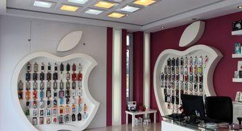 یک حمله عجیب به فروشگاه اپل