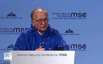 آغاز کنفرانس امنیتی مونیخ با حضور ظریف