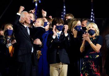 واکنش اروپا به پیروزی بایدن: «آمریکا خوش برگشتی»