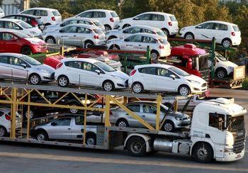 اخرین آمار واردات خودرو به کشور