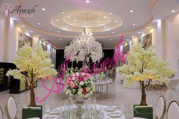 بهترین زمان برگزاری مراسم عروسی در باغ تالار
