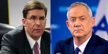 رایزنی نظامی آمریکا و اسرائیل درباره ایران