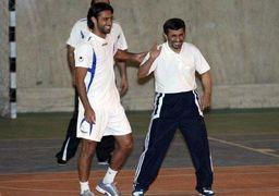 «پشت به قدرت» یا بهانهگیری؟/فرهادمجیدی، زمان احمدینژاد هم معترض بود؟
