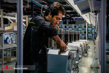 عرضه مچینگ ورق فولاد مشکل اصلی تولیدکنندگان لوازم خانگی