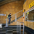 ویروس مرگ در دالان های مترو /دستفروشان هم به مترو بازگشتند