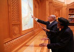 گزارش نتانیاهو از سفرش به عمان