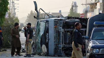 سه انفجار انتحاری پیاپی در پاکستان / کویته