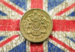 پوند در برابر دلار دو درصد جهش کرد