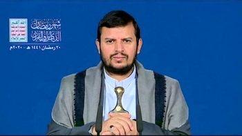 رهبر انصارالله: یمن با جنگی تحت نظارت آمریکا و اسرائیل مواجه است