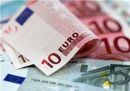 کاهش قیمت یورو، قیمت پوند بالا رفت +جدول نرخ ارز 14 آبان