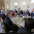 تذکر و اشاره ظریف به حجاب خانم دیپلمات انگلیسی + عکس