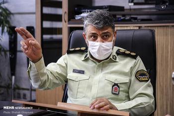 علت زیاد شدن تعداد سرقتها در پایتخت از زبان پلیس