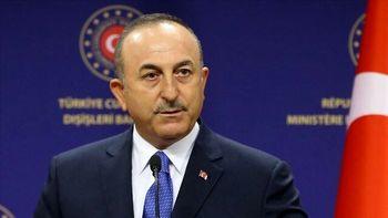 حمایت وزیر خارجه ترکیه از جمهوری آذربایجان
