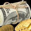 گزارش «اقتصادنیوز» از بازار طلا و ارز امروز پایتخت؛ دلار پایین رفت، سکه ویورو بالا