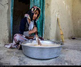 گزارش تصویری زندگی در روستاهای محروم خراسان شمالی