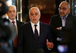 حیدر العبادی همچنان بیشترین شانس نخست وزیری را دارد